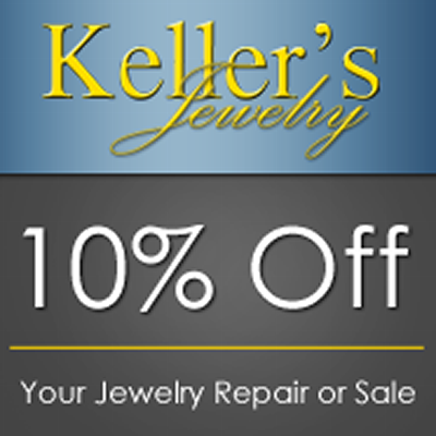 10% Off, Your Jewelry Repair or Sale