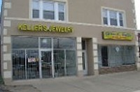 Keller's Jewelry Store Front